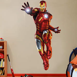 Iron Man: The Armored Avenger Fathead Wall Decal